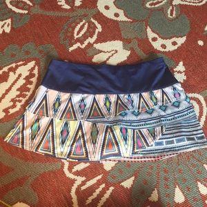 Lucky in love tennis skirt skort